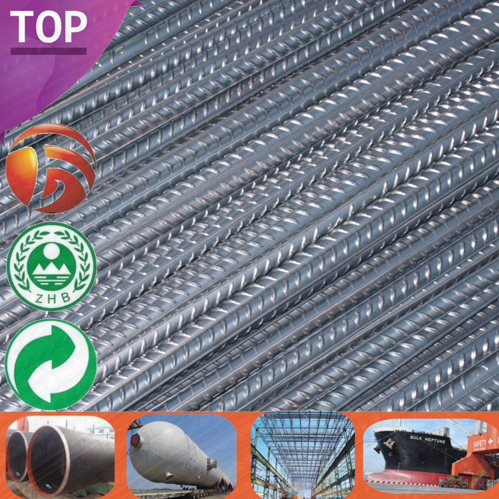 high quality reinforcing steel rebar price Factory supply 10mm rebar 12mm 15mm Deformed steel price