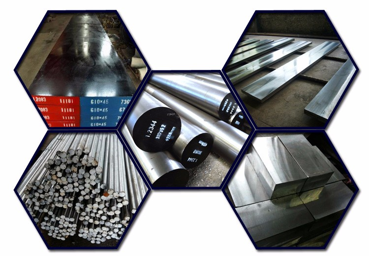 Cr12MoV tool steel flat bar