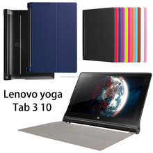 for Lenovo Yoga Tablet 3 10 Folio Case,Universal leather case for Yoga 10 inch
