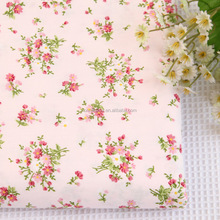 Japanese Cotton printing children bedding sheet cartoon quilted poplin fabric wholesale for garment table cloth home textile