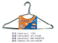 OEM&ODM service international use hot sale morden hanger dry cleaning iron hanger
