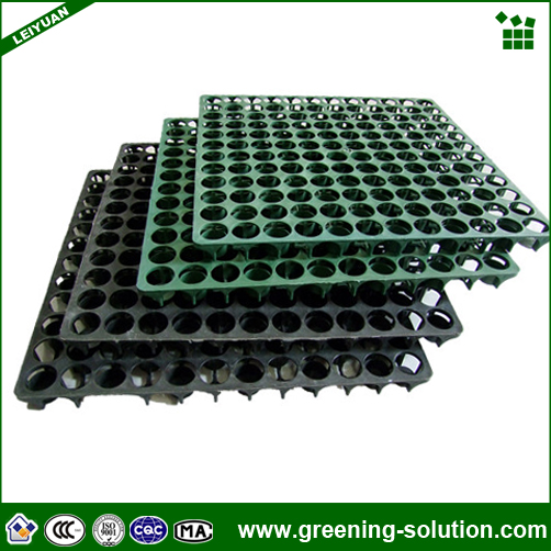 Light Weight Interlocking Water Drain System Drainage Cell for Green Roof