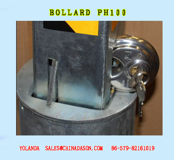 Manual Rising Bollard PH100