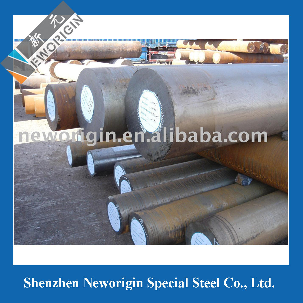 1.2379 cold work tool steel round bar and flat