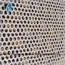 Best selling product Stainless steel perforated mesh for decorative punching mesh