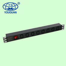 Fine Workmanship Iec Distribution Units Customized Smart Pdu C13 Power Outlet