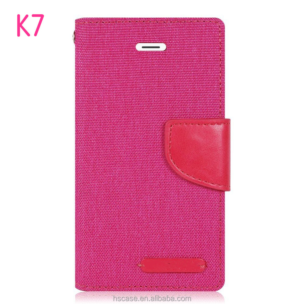 Cheap wholesale Free sample mobile phone case for LG K7