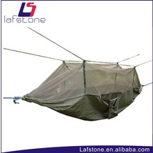 Customized camping hammock with mosquito net