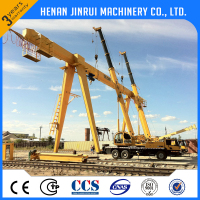 20 ton Electric Hoist Material Lifting Single Girder Gantry Crane 40 ton Mobile Gantry Crane Types