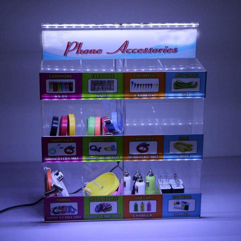 Custom Stand Set for Mini Figures, Dolls, Accessory Acrylic Display Factory