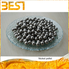 Best12Z alibaba express china nickel pellets