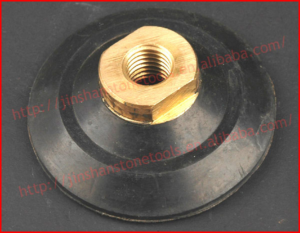 "Aluminous connector with M14 / M16 / 5/8""-11 Thread"