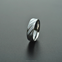 Best selling 925 sterling silver rings Wedding bands for women and men