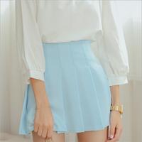 d82404f fashion short pleated skirt 2016 spring korean design skirt