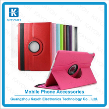 [kayoh] 360 rotation PU cover for ipad air good quality case