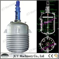 reactor for epoxy resin product making with high quality