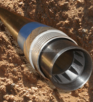 South Africa mining use double tube NQ BQ PQ core barrel assembly