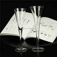 Elegant Handmade Grand Champagne Glass Wholesale customized size