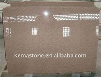 Polished Salisbury Pink Granite