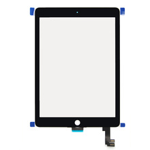 Touch Screen Glass Digitizer Assembly Replacement for iPad 2 3 4 Air 1 2