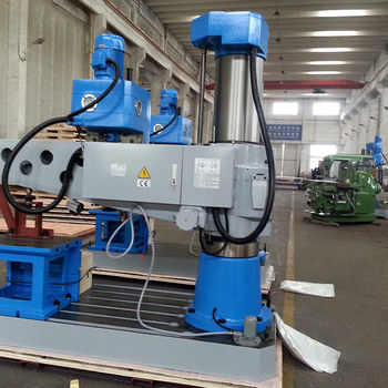 Best selling newest design radial drilling machines z3040x10/1 in china machine z3050x16/1