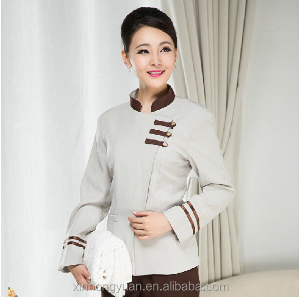 Thai salon and spa uniform for women buy uniform for for Spa uniform indonesia