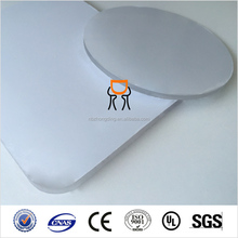 8mm clear solid unbreakable polycarbonate panel