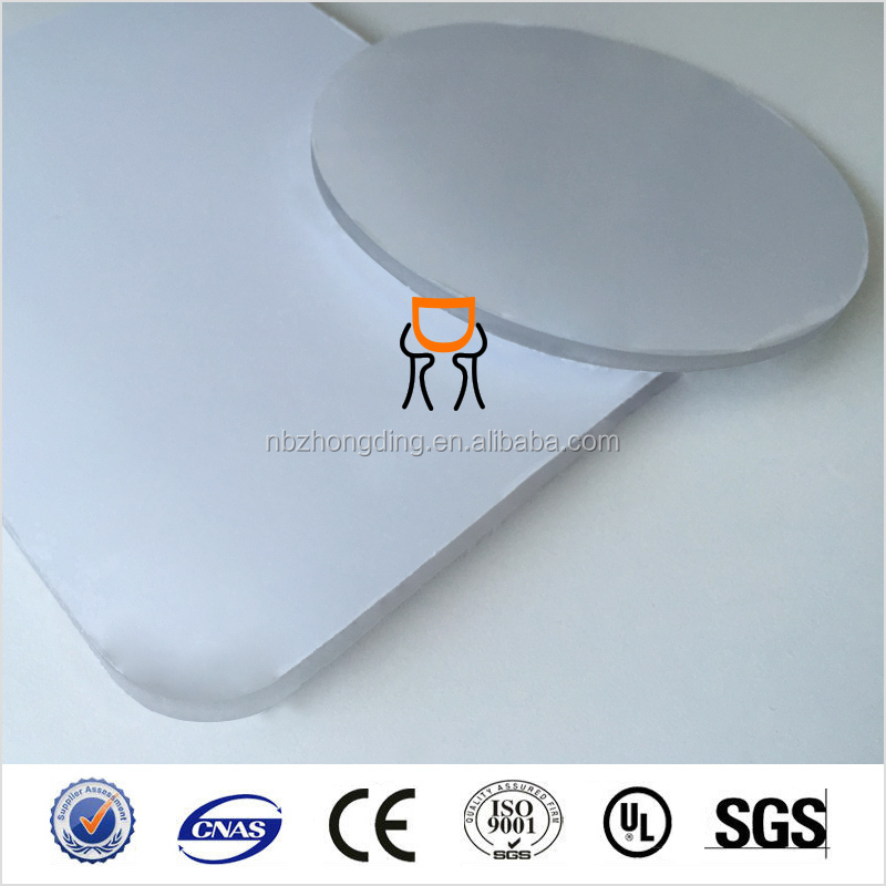 8mm clear unbreakable polycarbonate panel