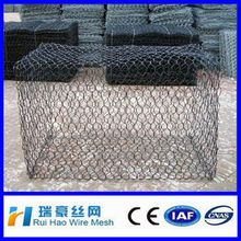 2014 SGS certificated excellent stone cage for retaining wall/galvanized gabion box2*1*1/gabion baskets4*1*1
