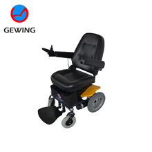 2017 Hot Sale Ce Approved Joystick Controller Electric Wheelchair For Travel