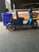 Hot Selling Electric Cleaning Tricycle for Garbage with Electric Power