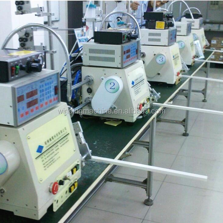 Automatic Balancing Motor Coil Winding Machine