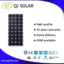 2016 150w monocrystalline pv module solar panel by solar panel laminating machine