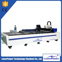 High performance 1000w metal fiber laser cutting machine price for High precision parts