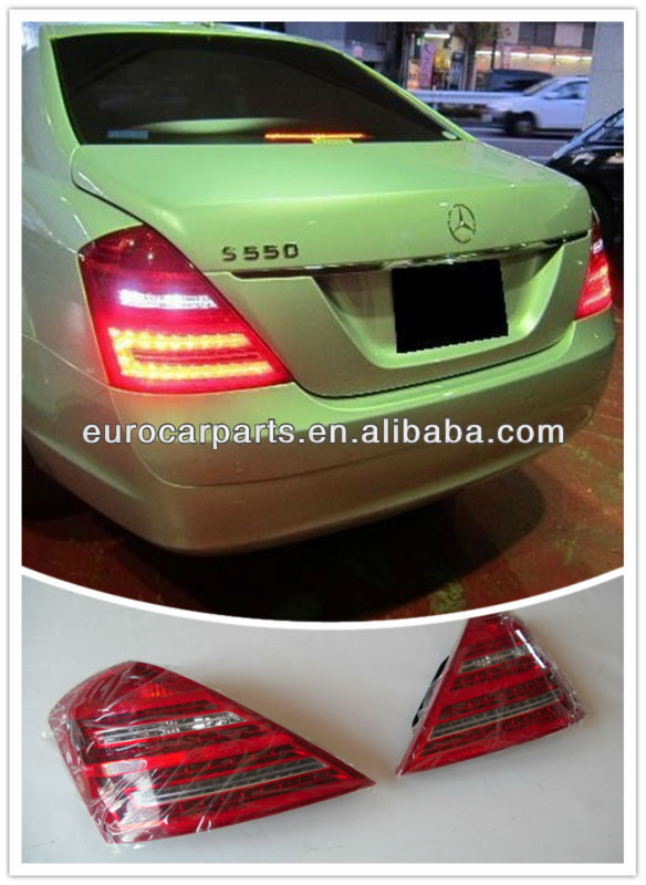Brand new tail lights/tail lamp for Benz S-class W221