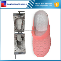 PVC + EVA Shoe Mold for Woman Crocs Garden Shoe Mould