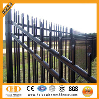 Hot sale used wrought iron fencing for sale