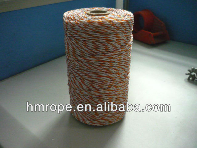 electric farm fence rope/tape/twine