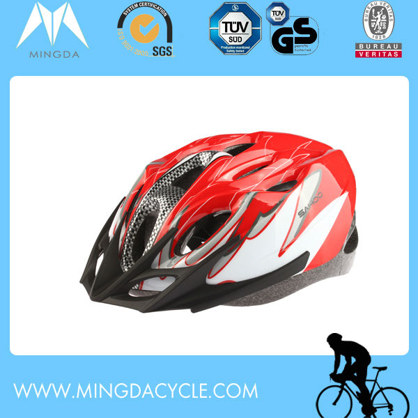 Eco-Friendly Bicycle Helmet