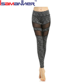 Hot sale leggings and sports wear plus size women fitness yoga pants