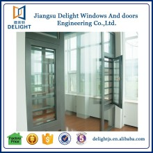 Hot home product swing round casement window from china supplier