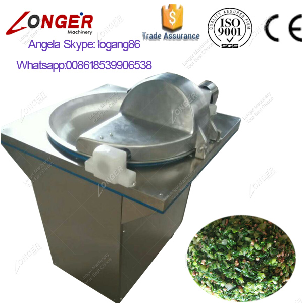 Industrial Vegetable Cutting Machine/ Meat Blow Chopper