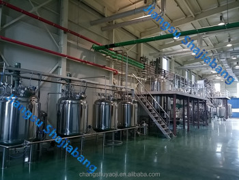 Complete Extraction Line for herbal and plant extracts(Extraction System)