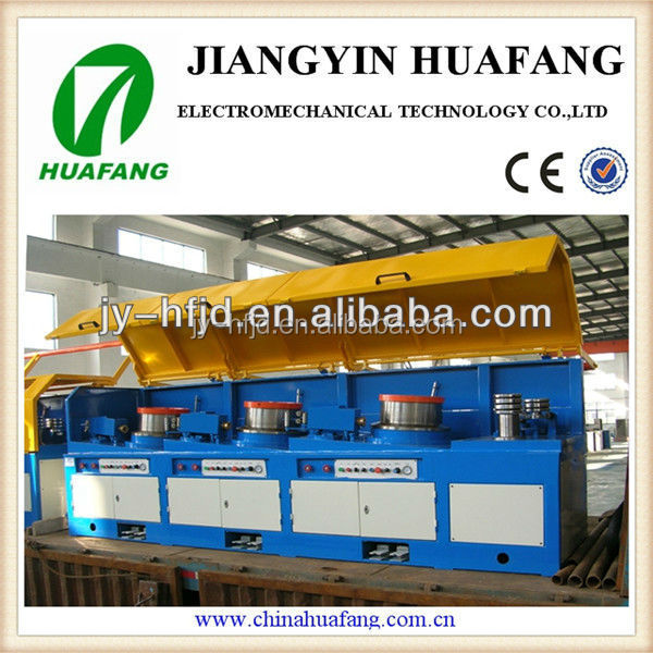 HF-LZ series iron wire drawing plant for nail