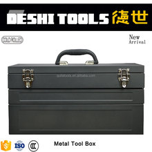 Auto storage factory supplying metal tool box with drawers 3 drawer tool box
