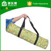 Floral print 3 month zipper nylon yoga mat duffle bag multi-color available in stock