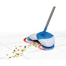 NEW! spin broom AS SEEN ON TV!! The Best Cordless Lightweight Spinning Broom