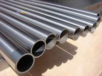 ASTM B338,B337,B861 Cold-rolled Titanium Seamless Tube & Pipe