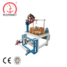 Good price high speed different spindles number rope weaving machine for sale