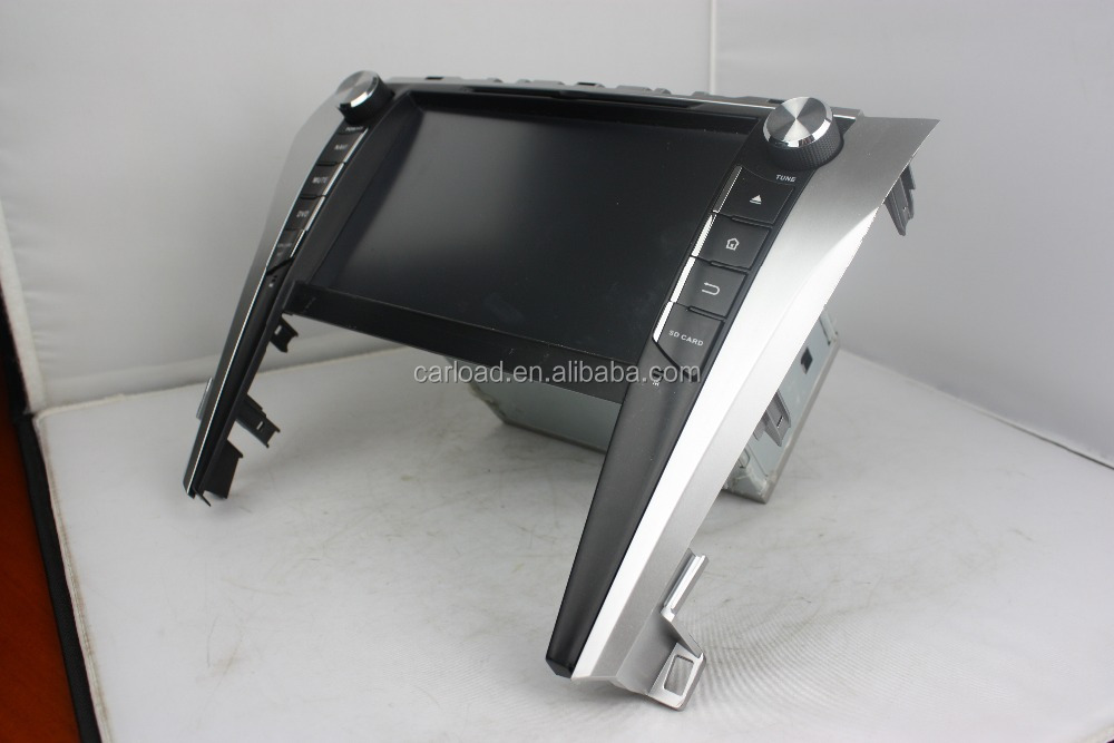 In dash Wince car dvd player Toyota Camry 2015 support canbus with Gps TV 3G